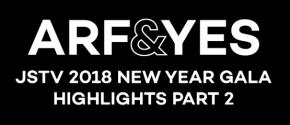 Arf & Yes highlights 2
