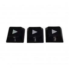 Key Cap - GO (set of 3)