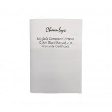 MagicQ Compact Series Quick Start Manual